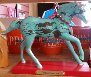 Turquoise Journey - The Trail of Painted Ponies